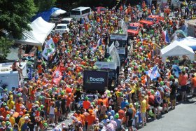 Bostik Becomes Official Partner of Tour de France