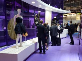 Covestro's Smart Textiles at K 2016