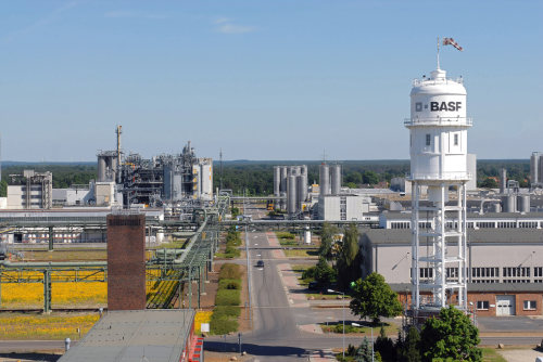 BASF Announces Compounding Plant Expansion into Operation